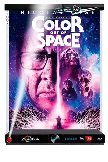 Película Color out of space 2020