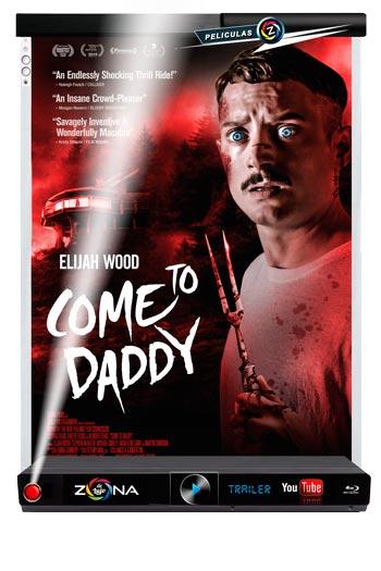Película Come to Daddy 2020