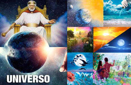 el orígen del Universo según la biblia, teoría espiritual