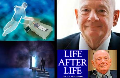 Teoría espiritual de experiencias cercanas a la muerte