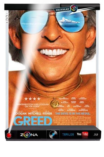 Película Greed 2020