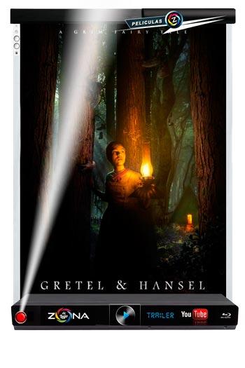Película Gretel & Hansel 2020
