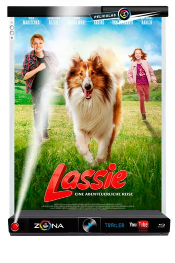Película Lassie 2020