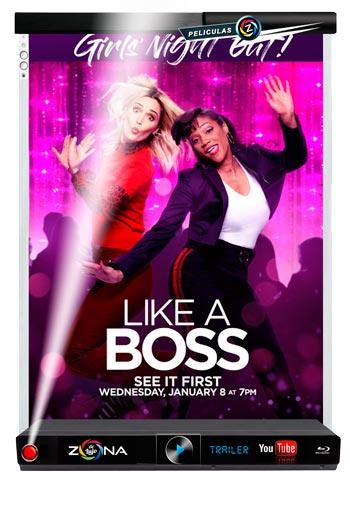 Película Like a Boss 2020