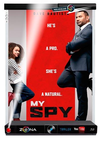 Película My Spy 2020