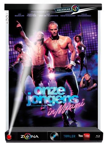 Película Onze Jongens in Miami 2020
