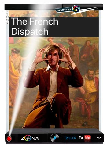 Película The French Dispatch 2020