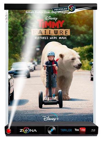 Película Timmy Failure: Mistakes Were Made 2020