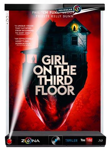Película Girl on the third floor 2019