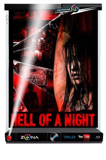 Película Hell of night 2019