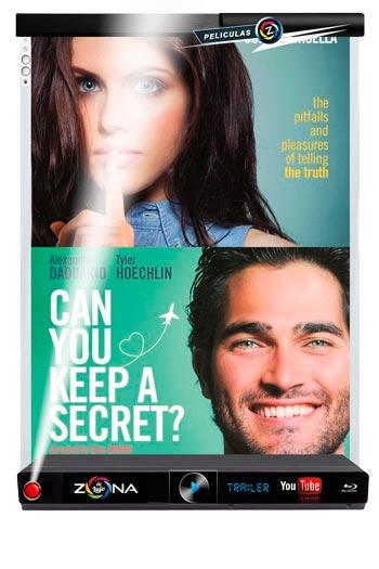 Película Can You Keep a Secret 2019