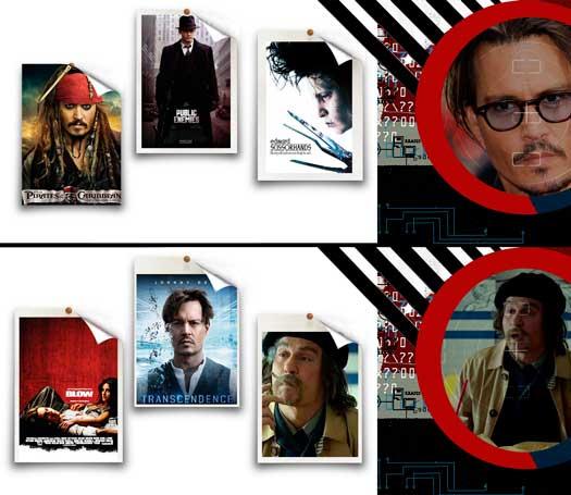 Johnny Depp in Tusk 2014