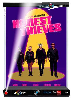 Película Honest Thieves 2019