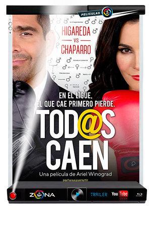 Película Todas Caen 2019