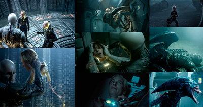 El ingeniero sobreviviente en Alien Prometheus