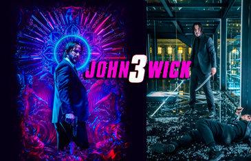 John Wick la película de acción favorita