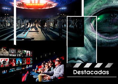 Películas destacadas extraterrestres