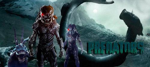 Los Predators conexión con los Alien