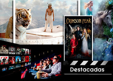 películas sobre fantasía destacadas