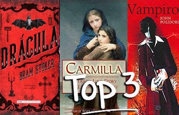 las mejores novelas sobre vampiros