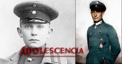 Hermann Göring sus primeros años