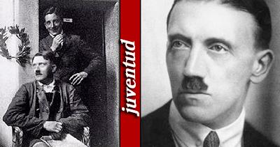 la adolescencia de Hitler