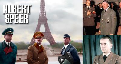 Albert Speer el arquitecto nazi