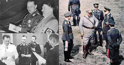 Hermann Göring dentro del partido nazi