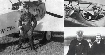 La vida militar de Hermann Göring