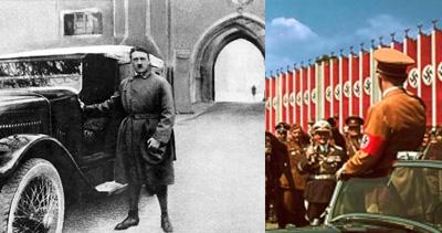 Hitler retoma el control del Partido Nazi