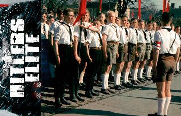 Formación militar y académica dentro del periodo nazi