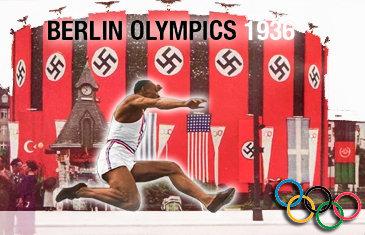 Los Juegos olímpicos de Berlín 1936