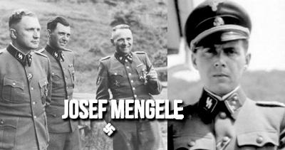 cómo resulto Josef Mengele en el partido nazi