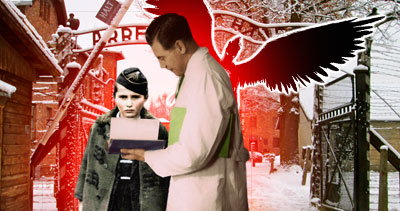 Josef Mengele y los campos de exterminio