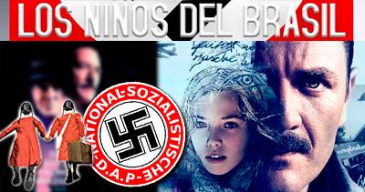 Mengele y los Gemelos de Brazil