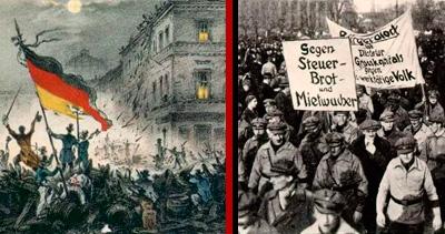 Movimientos ideologicos tras la Gran Guerra