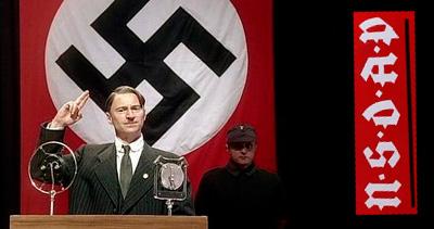 Hitler su formación militar y su cruz de hierro