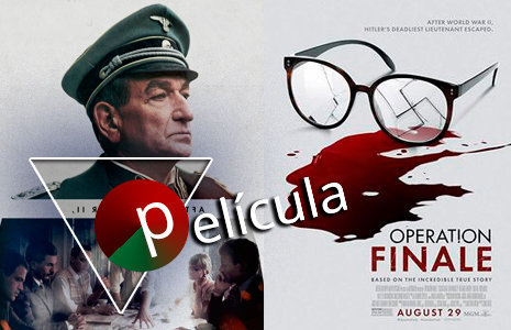 Movie Operation Finale 2018