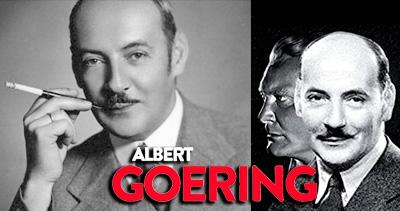 Albert Göring quien salvo a varios judíos de los nazis
