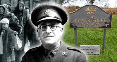 Frank Foley: El espía que salvó 10000 judíos