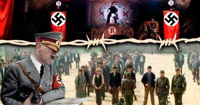 Hitler y su oratoria antisemita