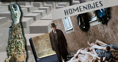 conmemoración y homenajes a las víctimas del Holocausto
