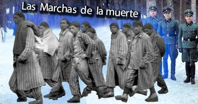 Las Marchas de la Muerte de judíos