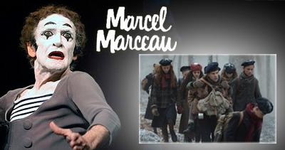 Marcel Mangel el mimo que salvo vidas judías