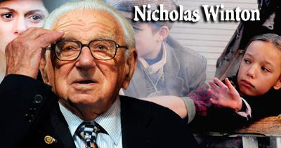 Nicholas Winton rescate de los 669 niños judíos