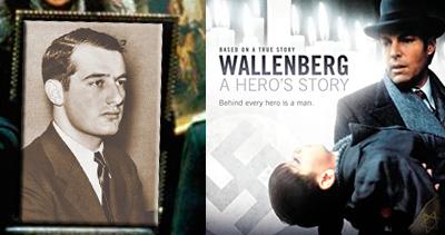 Wallenberg héroe judío