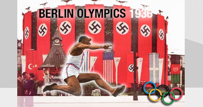 Los juegos olimpicos de Berlín 1936