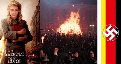 La quema de libros 1933