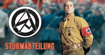 Las Tropas de Asalto de la Alemania Nazi