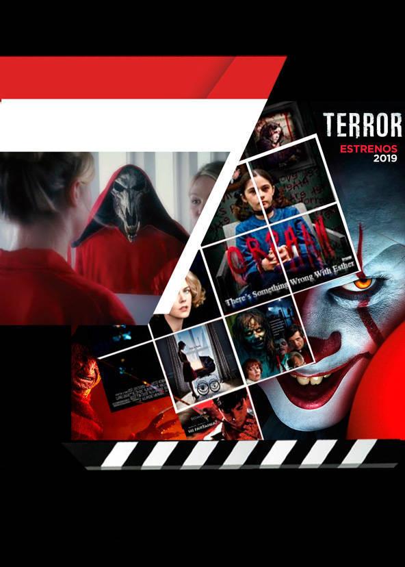 películas de miedo